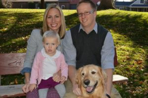 Chad Giles and Family